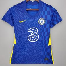 21-22 CHE Home Women Soccer Jersey