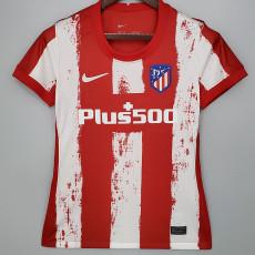 21-22 ATM Home Women soccer jersey