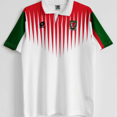 1996-1998 Wales Away Retro Soccer Jersey