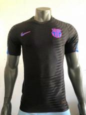 2021 BAR Player Version Black Training Shirts