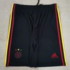 21-22 Ajax Third Black Shorts Pants