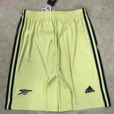 21-22 ARS Away Yellow Shorts Pants