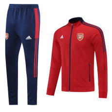 21-22  ARS Red  Jacket Tracksuit