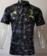 21-22 JUV Dark grey Polo Short Jersey