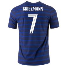 GRIEZMANN #7 France Home 1:1 Fans Soccer Jersey 2020