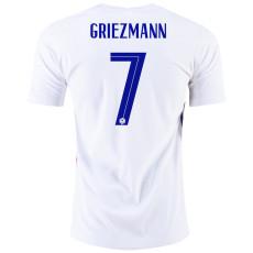 GRIEZMANN #7 France Away 1:1 Fans Soccer Jersey 2020