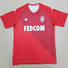 21-22 Monaco Home Fans Soccer Jersey
