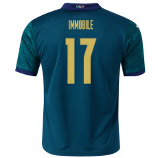 IMMOBILEI #17 Italy 1:1 Third Fans Soccer Jersey2020
