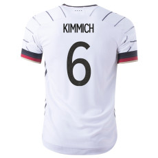 KIMMICH #6 Germany 1:1 Home Fans Soccer Jersey 2020