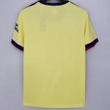 21-22 ARS Away 1:1 Yellow Fans Soccer Jersey