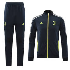 21-22 JUV Dark gray Jacket Tracksuit