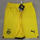 21-22 Dortmund Yellow Shorts Pants