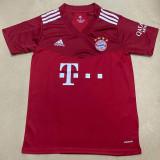 21-22 Bayern Home Fans Soccer Jersey