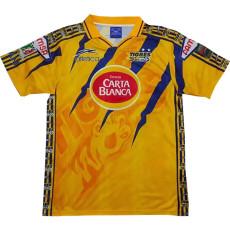 1997-1998 Tigres UANL Home Retro Soccer Jersey