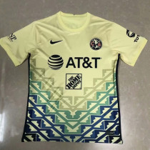 21-22 Club America Home Fans Soccer Jersey
