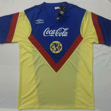 1988 Club America  Home Retro Soccer Jersey