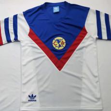 1987 Club America Away Retro Soccer Jersey