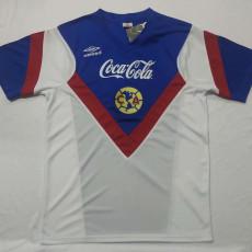 1988 Club America  Away Retro Soccer Jersey
