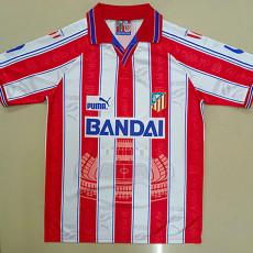 1996-1997 ATM Home Retro Soccer Jersey