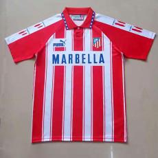 1994-1995  ATM Home Retro Soccer Jersey