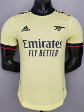 21-22 ARS Away player Version Soccer Jersey