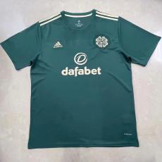 21-22 Celtic Away Fans Soccer Jersey