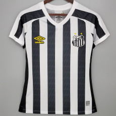 21-22 Santos Away Women Soccer Jersey