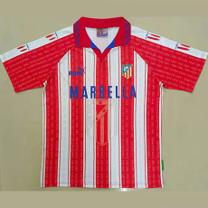 1995-1996  ATM Home Retro Soccer Jersey