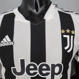 21-22 JUV Home Player Version Soccer Jersey