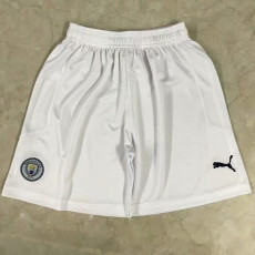 21-22 Man City Home Shorts Pants