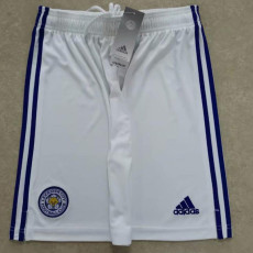 21-22 Leicester City White Shorts Pants