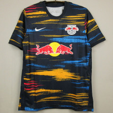 21-22 RB Leipzig Away Fans Soccer Jersey