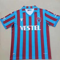 21-22 Trabzonspor Home Fans Soccer Jersey (特拉布宗)