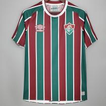21-22 Fluminense Home Fans Soccer Jersey