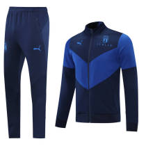 21-22 Italy Classic Royal blue Jacket Tracksuit