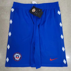 2020 Chile Blue Shorts Pants