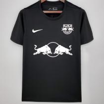 21-22 Red Bull Bragantino Black Fans Soccer Jersey