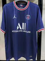 21-22 PSG Paris 1:1 Home Fans Soccer Jersey