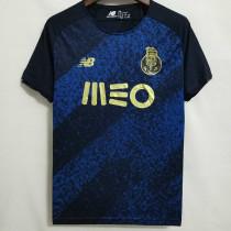 21-22 Porto Away Fans Soccer Jersey