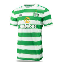 21-22 Celtic Home Fans Soccer Jersey