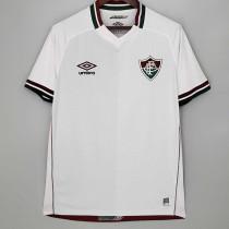 21-22 Fluminense Away Fans Soccer Jersey