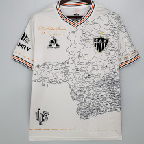 21-22 Mineiro Athletic Commemorative EditionFans Soccer Jersey