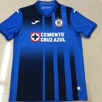 21-22 Cruz Azul Home Fans Soccer Jersey