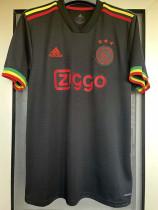21-22 Ajax 1:1 Third Fans Soccer Jersey