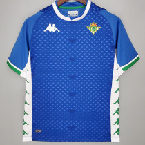 21-22 Real Betis Away Fans Soccer Jersey