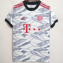 21-22 Bayern Third Fans Soccer Jersey