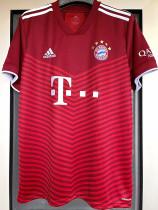 21-22 Bayern 1:1 Home Fans Soccer Jersey