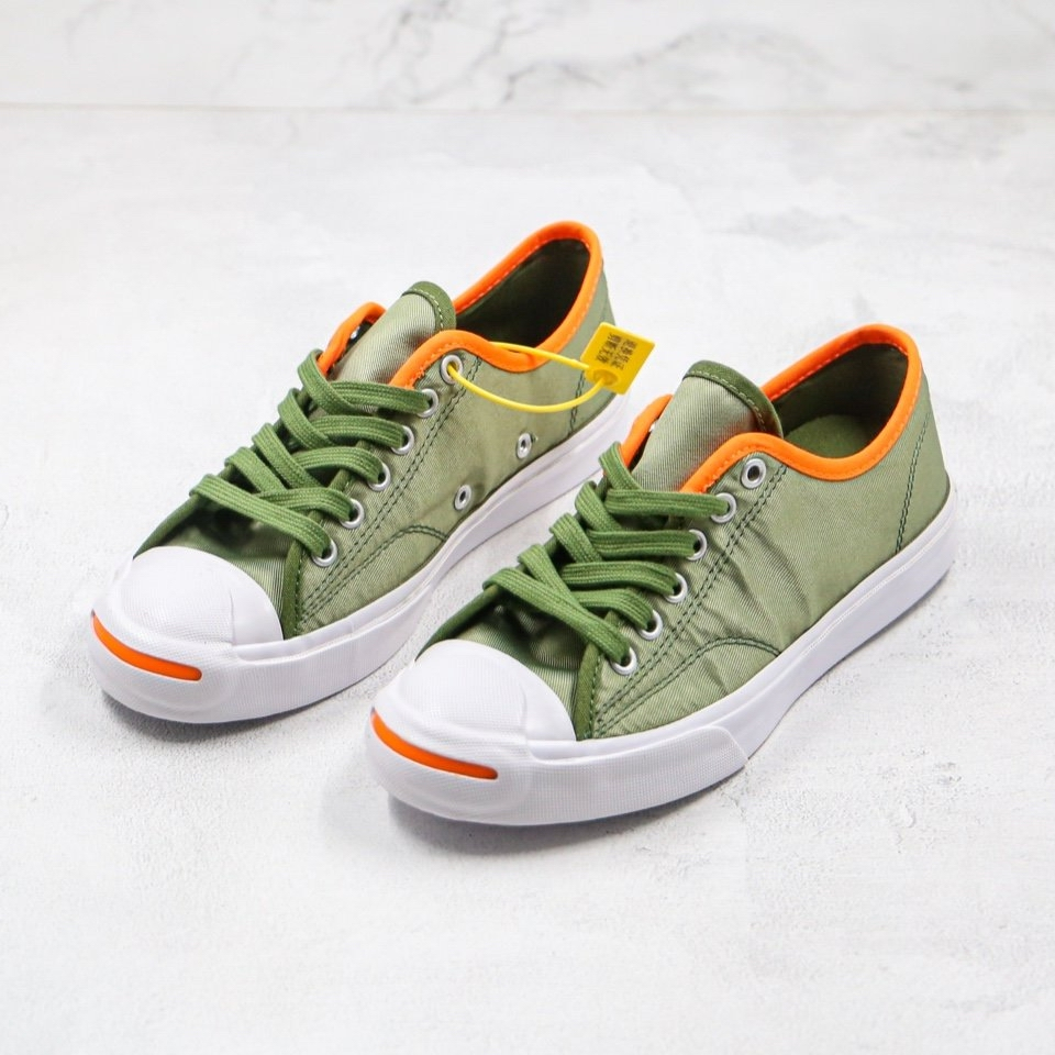 Unisex Converse Jack Purcell Green