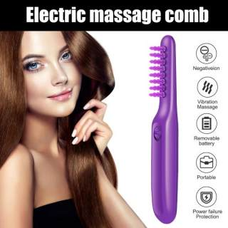 Adults & Kids Mane Electric Detangling Comb