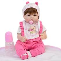 Maternal and Child Toy Simulated Newborn Baby Doll Gift Doll